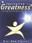 Invitation to Greatness Workbook by Kay Nuyens