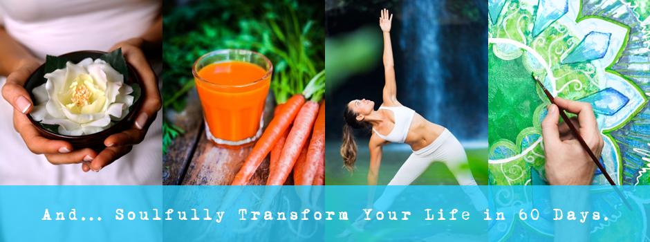 60 Days to a Soulful Life eCourse Program