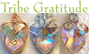 Tribe Gratitude Hearts