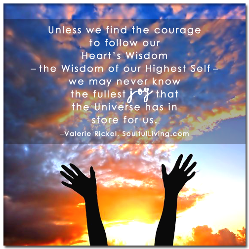 Courage to Change by Valerie Rickel