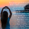 Your Purpose Gave Birth to You Quote