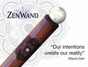 ZenWand Meditation Healing Tool