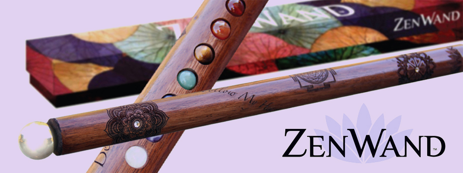 ZenWand Meditation and Healing Tool
