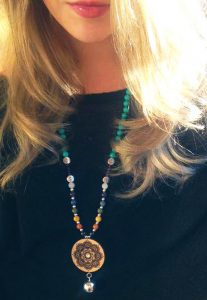 Sacred Artisan Mala Necklaces