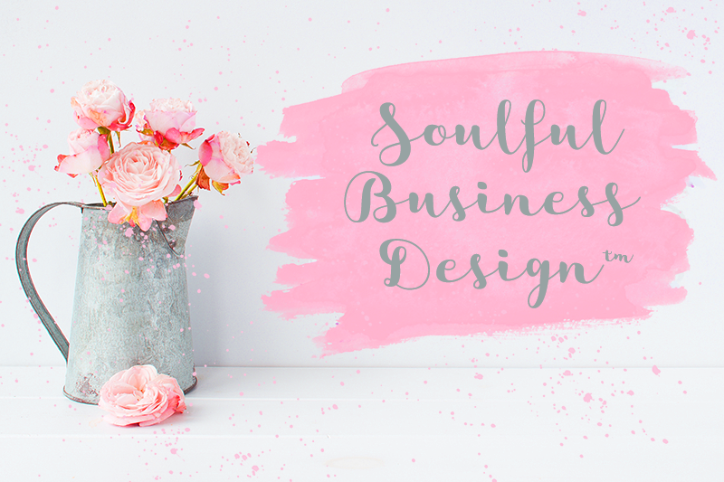 Soulful Business Design Coaching