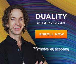 Duality Course: Discover How To Tap Into Your Energy Body To Get Answers, Attract Synchronicities, Raise Your Vibration… And Make An Impact On The World with Jeffrey Allen