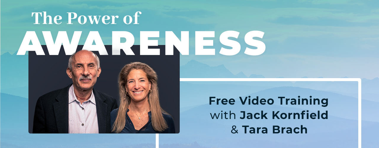 The Power of Awareness Course in Mindfulness Training to Transform Your Life with Awareness, Compassion and Well-Being