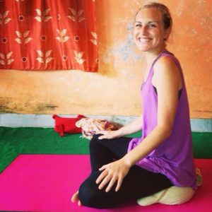 Stephanie Johnson, Certified Yoga Instructor