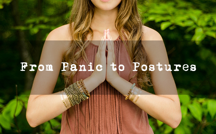From Panic to Postures: Why Yoga is the Perfect Antidote to Stress